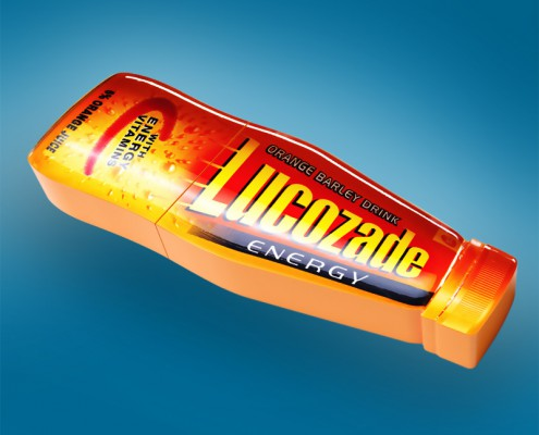 Lucozade Custom Range Digital Key (web key)
