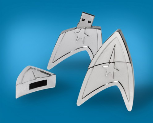 Star Trek Custom Range Digital Key (web key)