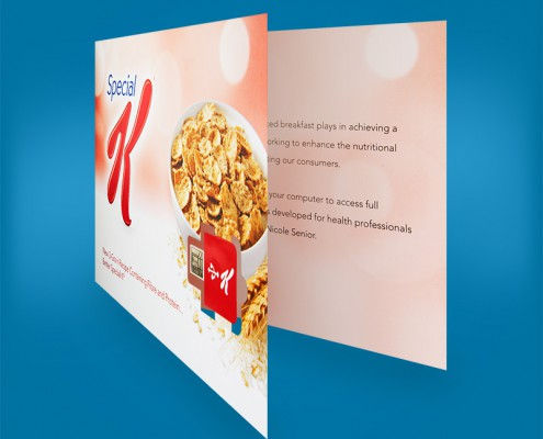 Kelloggs A5 Landscape Digital Key
