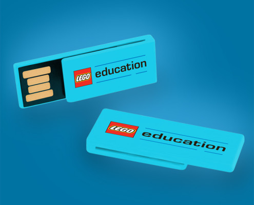 Lego Education Clip Digital Key