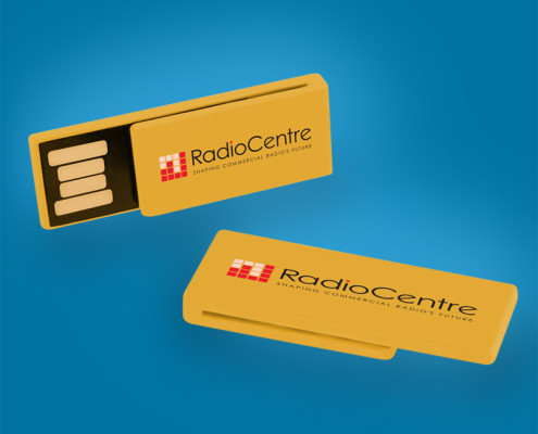 Radio Centre Clip Digital Key