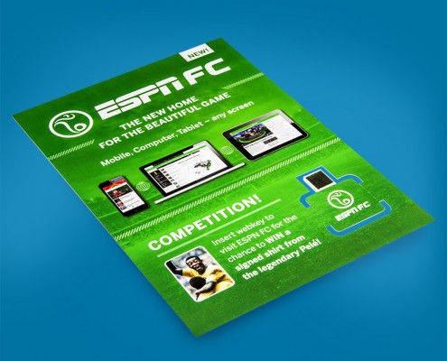 ESPN FC Digital Key
